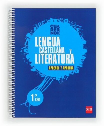 Lengua castellana y literatura. 1 ESO. Aprende y aprueba. Cuaderno - 9788467553550
