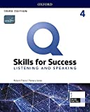 Q Skills for Success (3rd Edition). Listening & Speaking 4. Student's Book Pack (Q Skills for Succes...