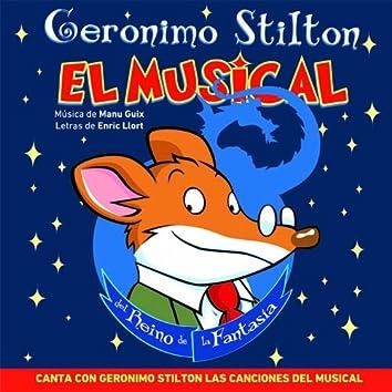 Geronimo Stilton- El Musical del Reino de la Fantasia