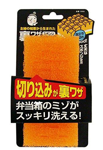 東和産業『スポンジNew裏ワザソフトスリムオレンジ』