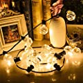 ALOVECO 32ft G40 Patio String Lights