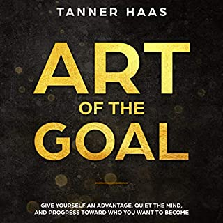 Art of the Goal audiobook cover art