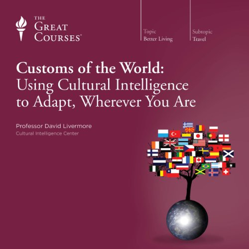 Customs of the World: Using Cultural Intelligence to Adapt, Wherever You Are audiobook cover art