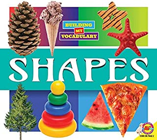 Shapes (Building My Vocabulary)
