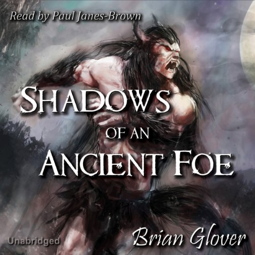 Shadows of an Ancient Foe audiobook cover art