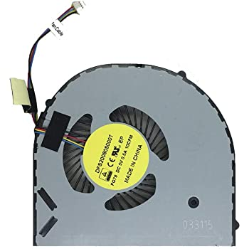 Brand New and Original CPU fan for FG25 laptop cpu cooling fan cooler DC28000FEF0 DELL 07740Y DFS200805000T