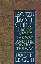 Tao Te Ching : A Book about the Way and the Power of the Way (Paperback)--by Laozi [1998 Edition]