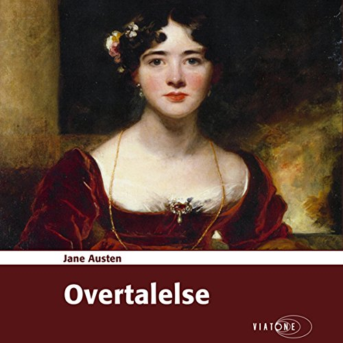 Overtalelse [Persuasion] audiobook cover art