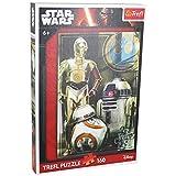 Trefl - 15323 - Puzzle - Star Wars Episode VII - Droids - 160 Pièces