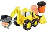 Fisher-Price Mattel DMM52 - Bob der Baumeister Sandspaß Baggi