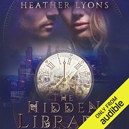The Hidden Library audiobook cover art