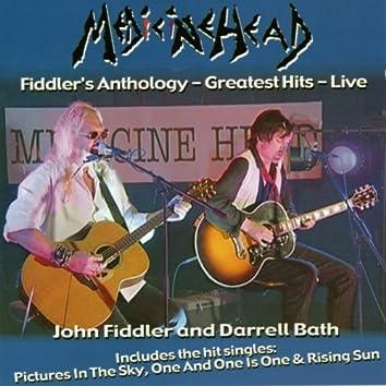 Fiddler's Anthology… Greatest Hits Live