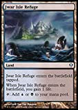 Magic The Gathering - Jwar Isle Refuge (215) - Zendikar