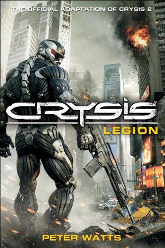Crysis: Legion (English Edition)