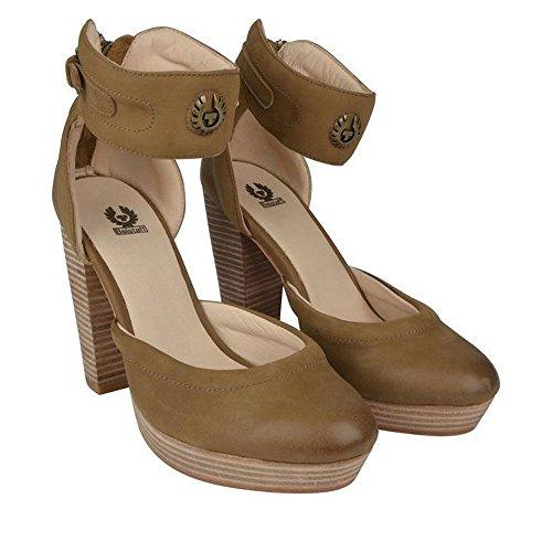 BELSTAFF Damen Pumps New Danielle Panama Schuhe (39)