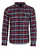 Ternua Camisa Kerala Shirt M Hombre, Dark Red, L