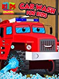 Kids Channel Car Wash For Kids