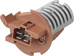Replacement Rear Blower Motor Resistor - Replaces JA1626, 79330 S3V A51, 973-548, 4P1493, 79330S3VA51 - Fits 2003, 2004, 2005, 2006, 2007, 2008 Honda Pilot, 2001-2006 Acura MDX - Heater Transistor