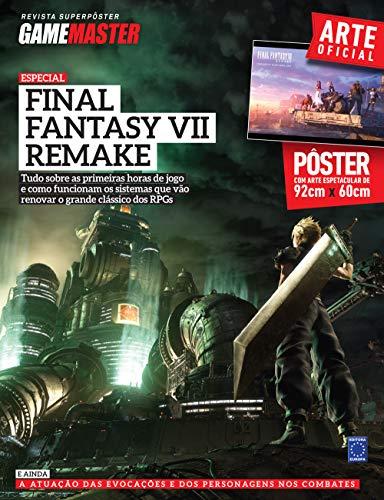Superpôster Game Master - Final Fantasy VII Remake