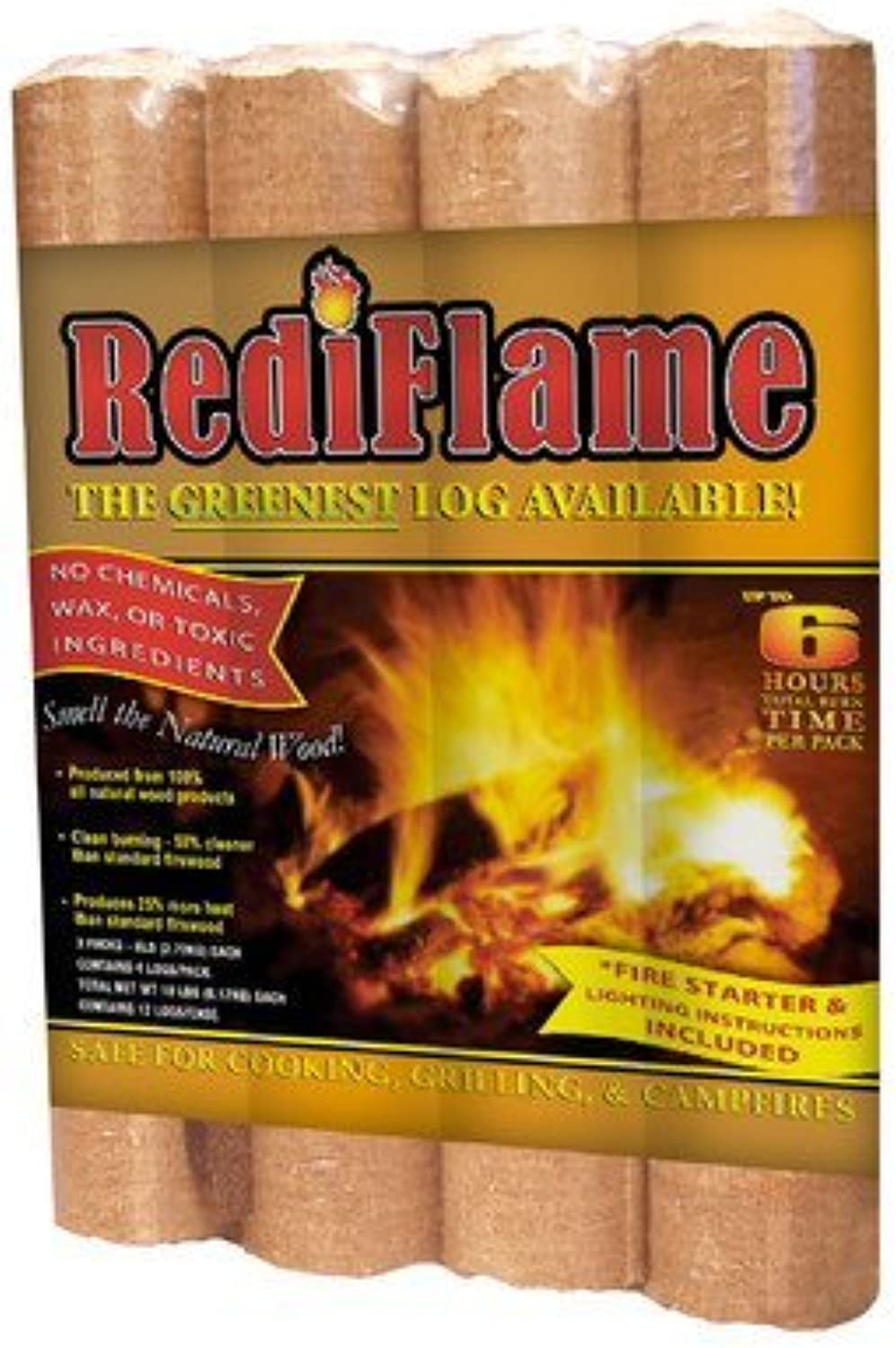 RediFlame Fire Log by RediFlame