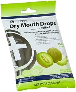 Hager Pharma Dry Mouth Drops, Melon, 2 Ounce