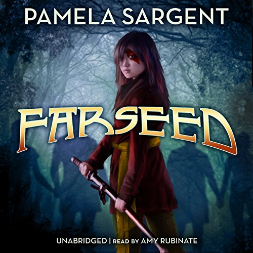 Farseed audiobook cover art