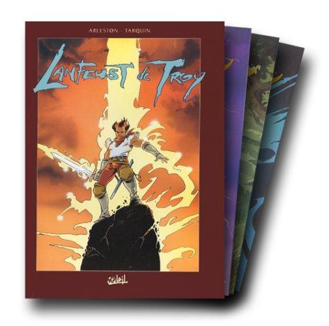 Lanfeust de Troy, coffret Or, tomes 5 à 7