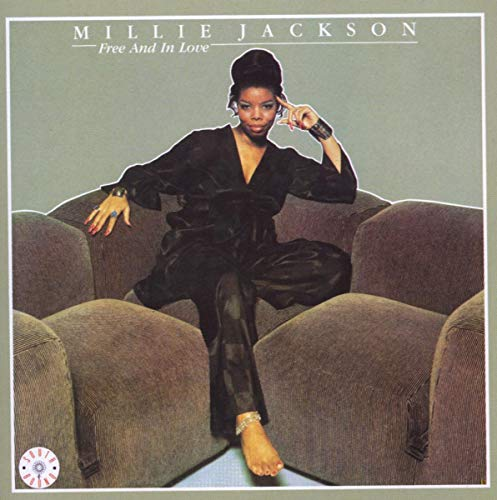 Jackson,Millie: Free and in Love (Audio CD)