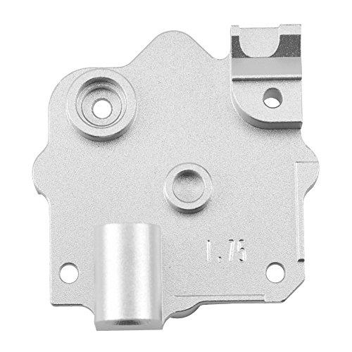 Reemplazo del disipador de calor de la impresora, repuestos duraderos del disipador de calor del disipador de calor de la aleación de aluminio del filamento de 1,75 mm para la impresora 3D