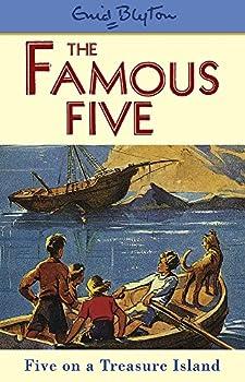 Five on a Treasure Island  Famous Five