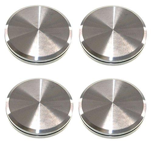 SPARES2GO Point & Twist Control Knop voor Gaggenau Oven Kookplaat (Pack van 4)