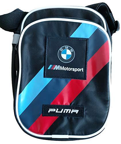 BMW Puma Umhängetasche Schultertasche Tasche schwarz