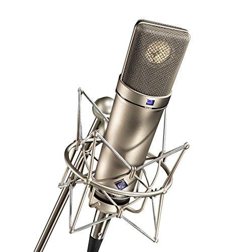 Neumann U87AISUSP - U-87 ai studio set microfono multipatron niquel