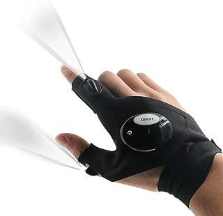 Best fingerless fly fishing gloves Reviews