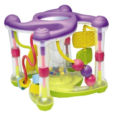 Mi precioso bebé - juguete Cubo con elementos entrelazados, electrónico