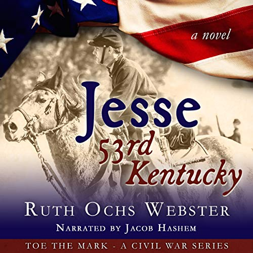 Jesse: 53rd Kentucky audiobook cover art