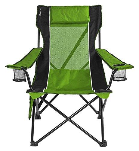 Kijaro Sling Folding Chair, Ireland Green