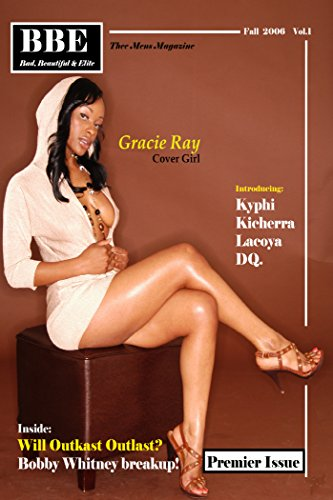 BBE Volume 1 Issue 1: Back Issue (Gracie Ray cover) Premier Issue (English Edition)