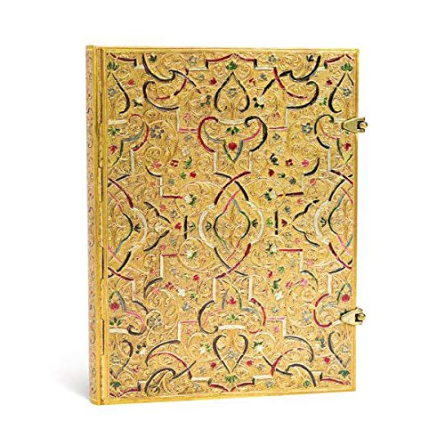 Gold Inlay Journal: Lined -