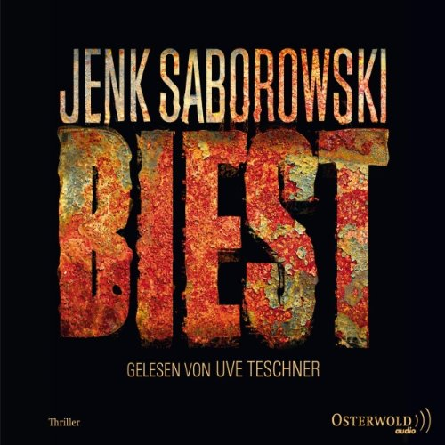 Biest audiobook cover art
