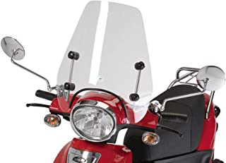 Scooter Windscreen, Short Size, for Genuine Buddy