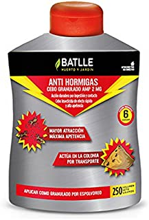 Fitosanitarios - Anti Hormigas cebo Talquera 250gr. - Batlle