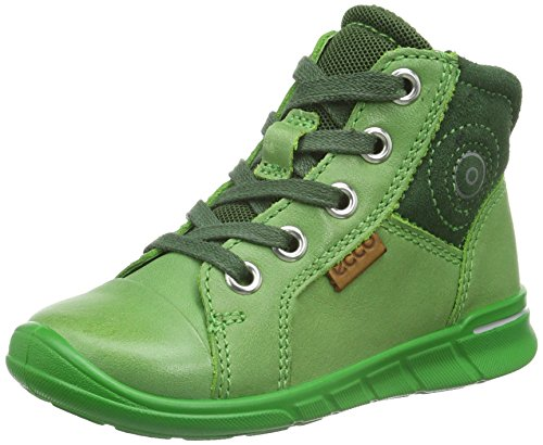 Ecco Baby Jungen First Sneaker, Grün (CACTUS/LION/PASTURES 59648), 22 EU