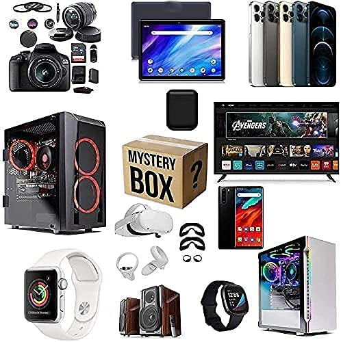 Lucky Box Super intense SALE Mystery Electronics Birthday Random Boxes Year-end gift