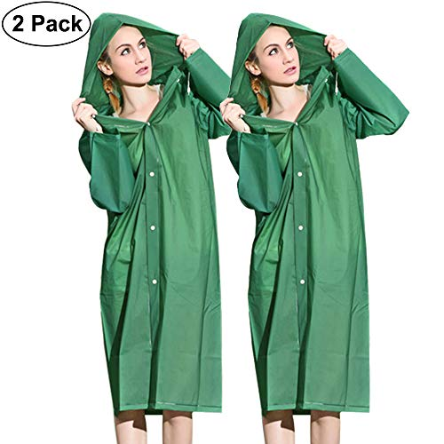 Poncho Impermeable marca Lecoon