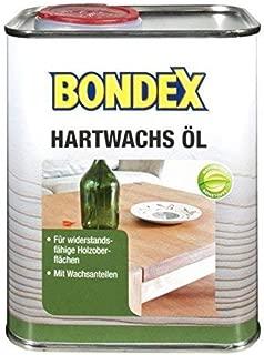 Bondex Hartwachs Öl 0,25 l - 352895