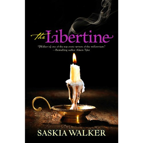 The Libertine audiobook cover art