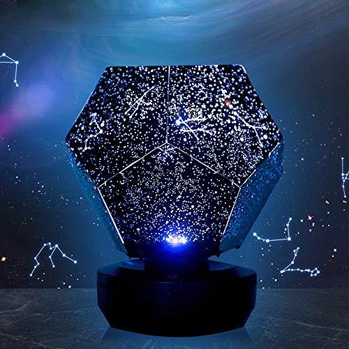 ARONTIME Astro Starlight LED luces nocturnas, Galaxy Star Sky Projector, lámpara mágica de noche, decoración de dormitorio planetario