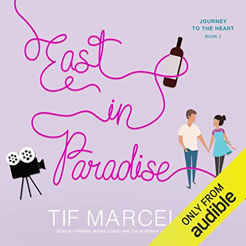 East in Paradise audiobook cover art