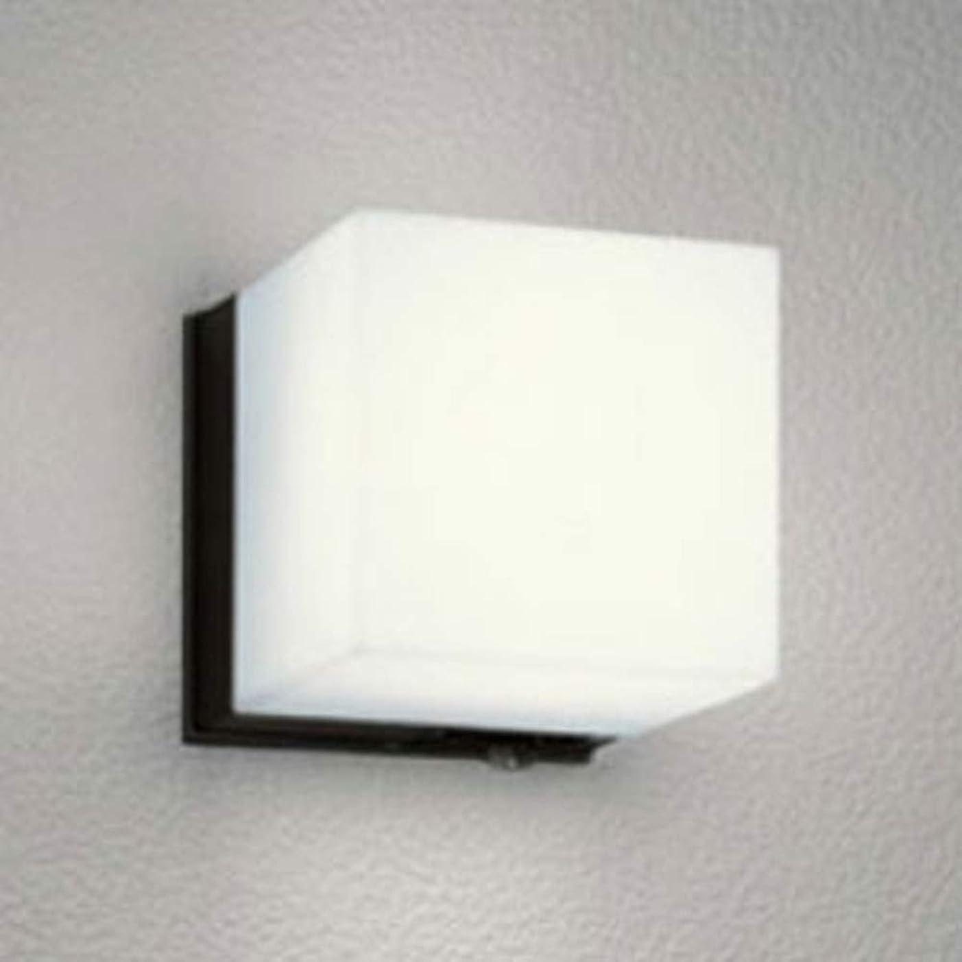 頼るふつう胚ODELIC(オーデリック) 【工事必要】 LEDエクステリア?ポーチライト 人感センサ【モード切替型】 黒色:OG041646LC
